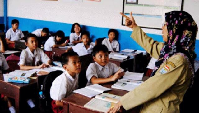 Mendikbud akan Rotasi Guru SD, Ini Alasannya