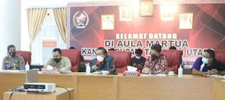 Dukung PPKM di Medan, Mulai Besok PDI Perjuangan Buka Dapur Umum Untuk Masyarakat Isoman