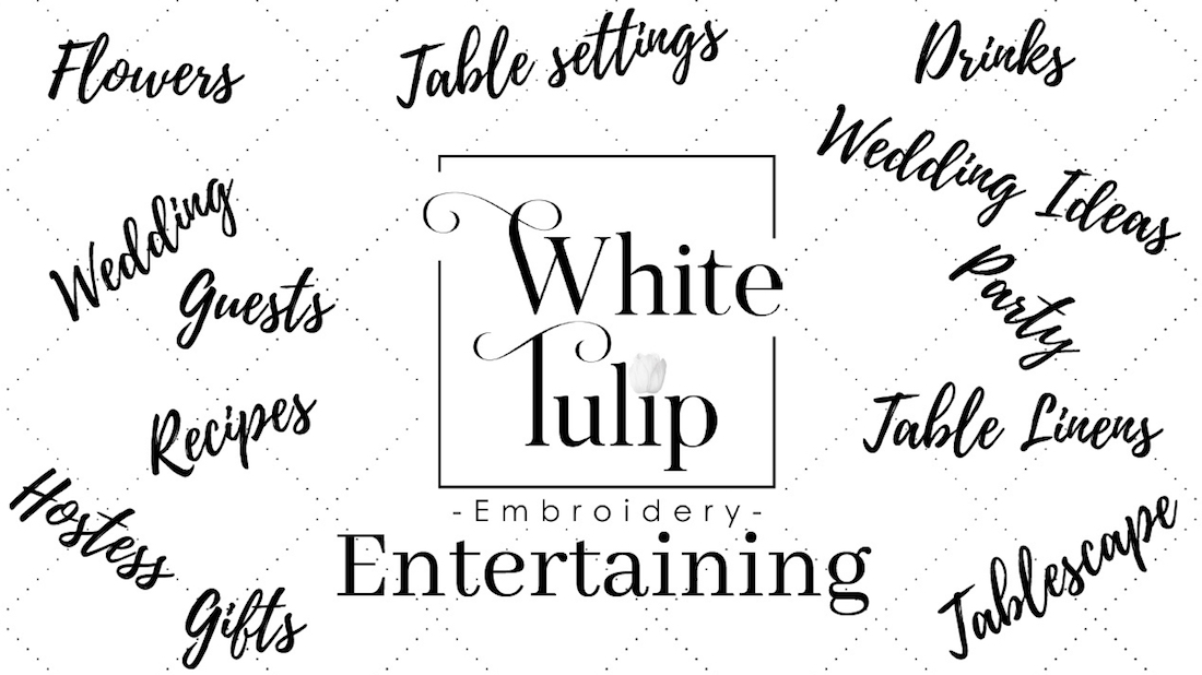 White Tulip Entertaining