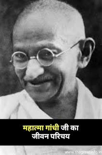 Mahatma Gandhi in Hindi biography