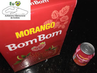 Morango Bombom
