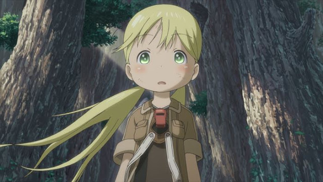 Manga Made in Abyss: Official Anthology muestra la portada de su volumen 3