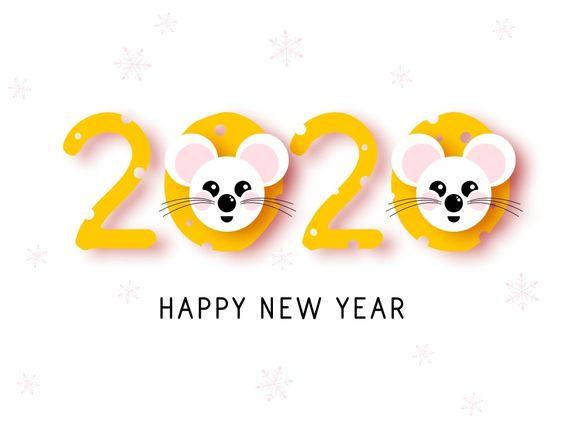 Chúc mừng năm mới 2021 - Chúc mừng năm mới
