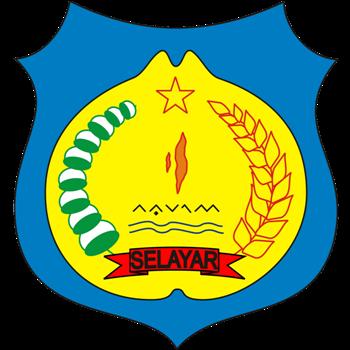 Logo Kabupaten Kepulauan Selayar PNG