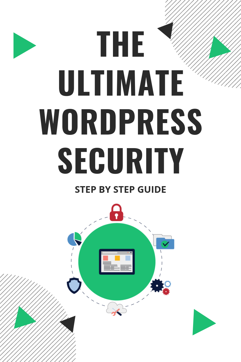 The Ultimate WordPress Security - Step by Step Guide (2019)