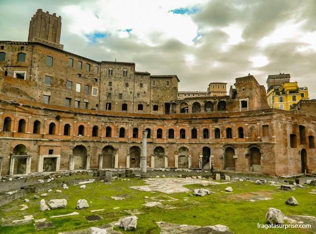Roma, Mercado de Trajano