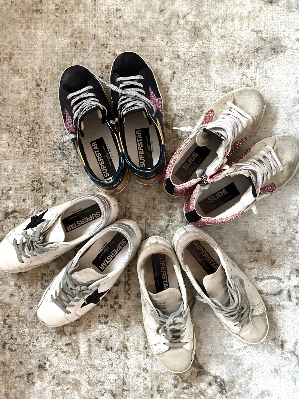 All About Golden Goose Sneakers