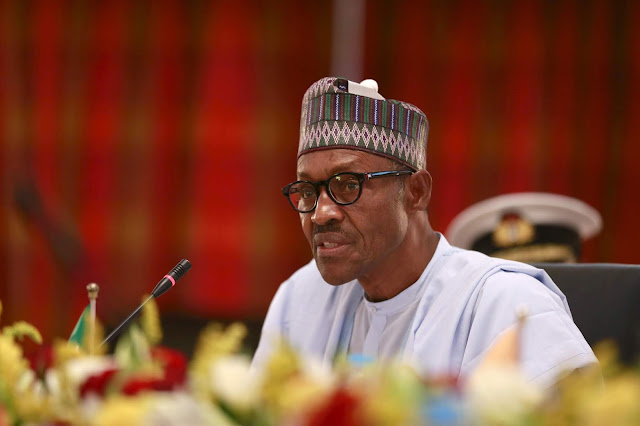 What Buhari said during swearing-in of new Ministers [Full text]