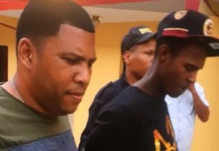 HIGUEY: Policía apresa acusado de asesinar empleada joyería El Conde
