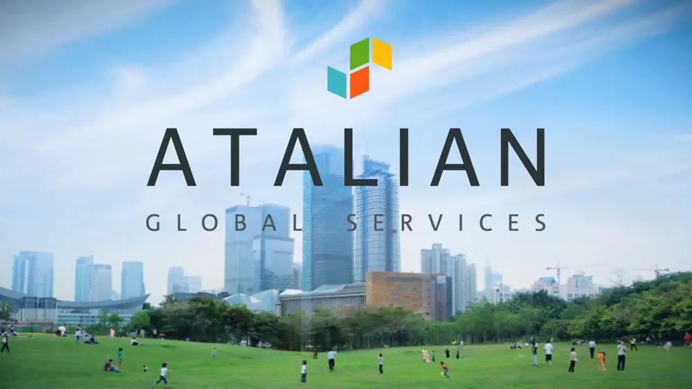 Lowongan Kerja Receptionis Apartement PT. Atalian Global Service Jakarta