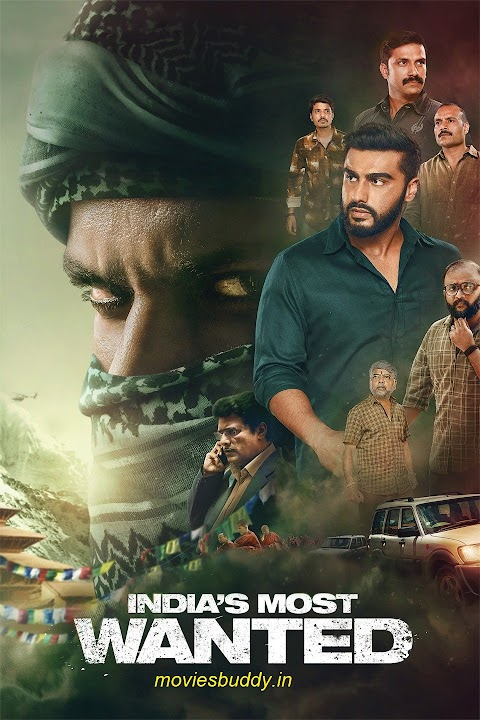 India's Most Wanted (2019) 720p HDRip Hindi Full Movie x264
