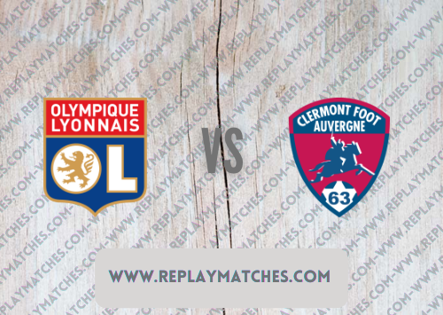 Lyon vs Clermont -Highlights 22 August 2021