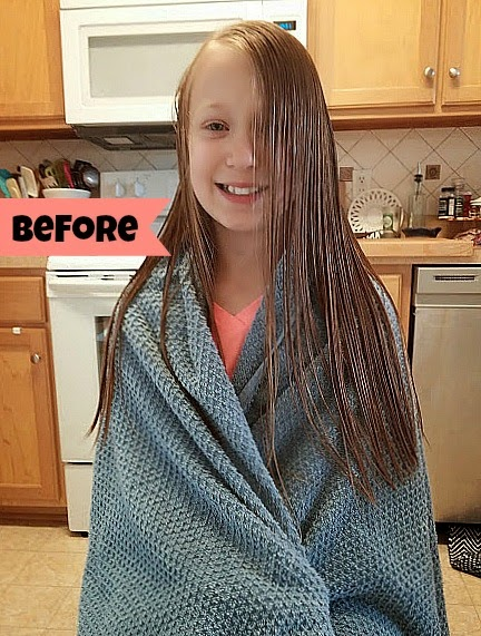 tips to trim long hair www.diybeautify.com