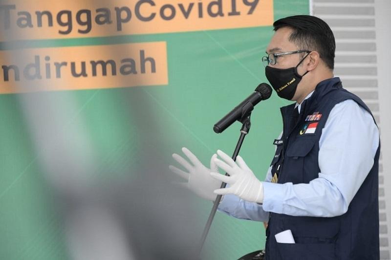 Usul Ridwan Kamil ke Mendag: Tes Masif COVID-19 di Pasar Tradisional