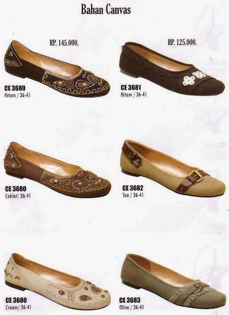 Harga Sepatu Pantofel Guru Wanita