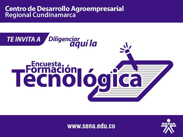 Encuesta de Formación Tecnológica