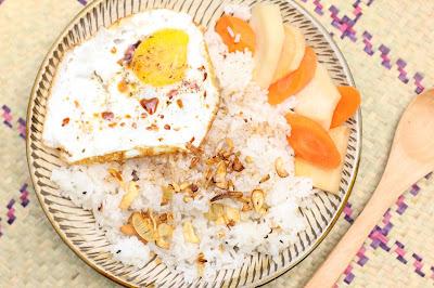 riz et oeuf philippines