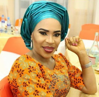 fathia balogun married twice