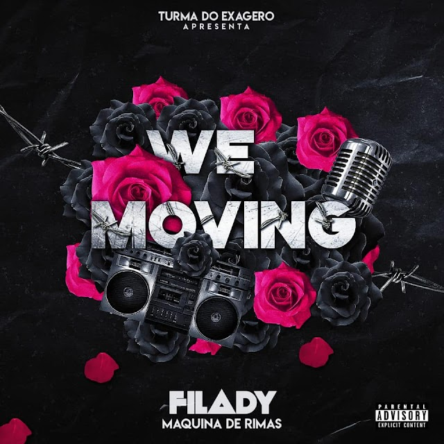 Filady - We Moving (EP)