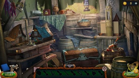 ищем солдатиков в комнате в игре затерянные земли 4 скиталец