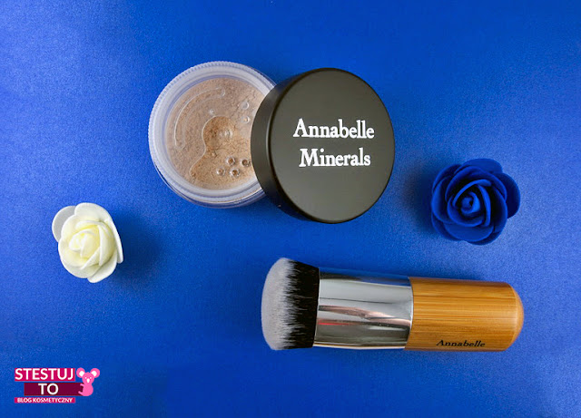 podkład mineralny Annabelle Minerals natural fairest