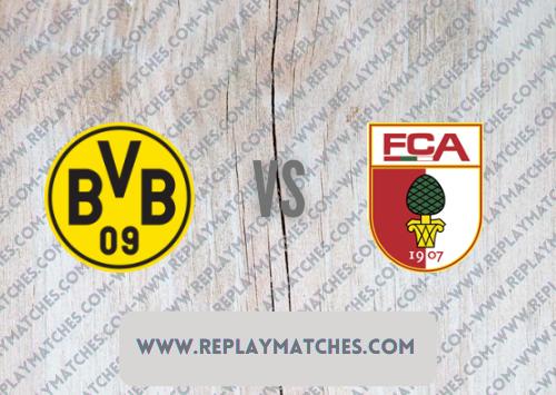 Borussia Dortmund vs Augsburg -Highlights 02 October 2021