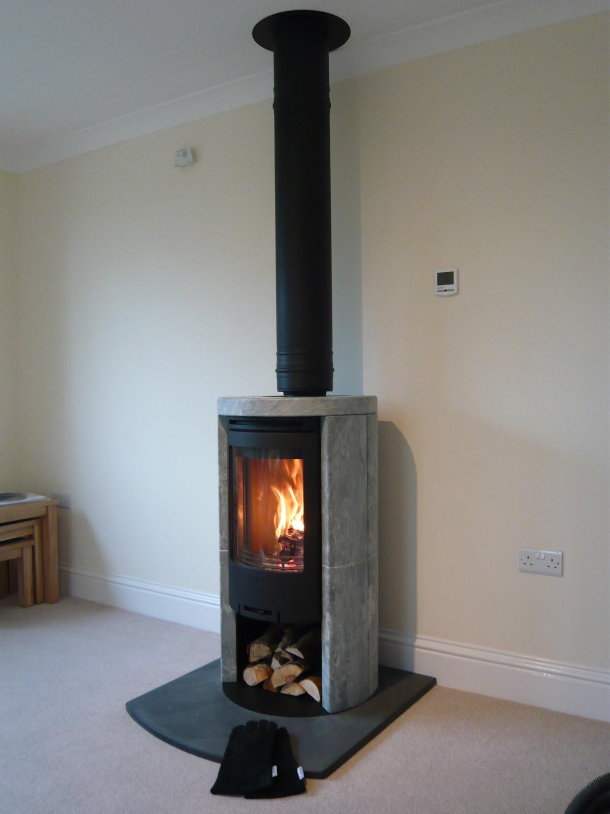 Redwood Stoves Ltd Cornwall Contura 520t Soapstone