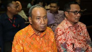 Irman dan Sugiharto Saling Dukung Sebut Andi Narogong Kirim Uang ke Novanto