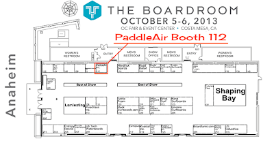 The Boardroom PaddleAir Booth 112