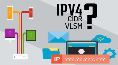 mengenal ipv4 cidr dan vlsm