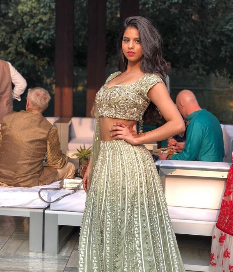 Suhana Khan hot pic