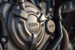 2016 Yamaha MT-07 Review, Serious Beating!