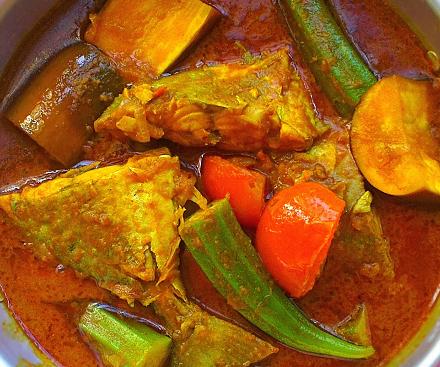 Resepi Kari Ikan Mamak Style Yang Sedap