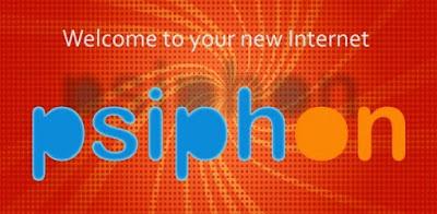 Trik Internet Gratis dengan Aplikasi Psiphon