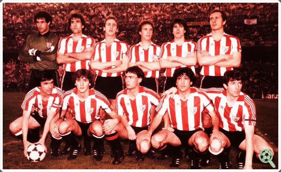 Athletic Bilbao 1980s