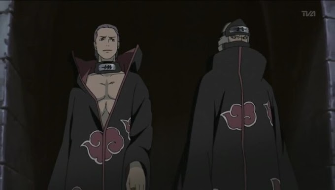 10 Strongest Akatsuki Members And Their Powers Explained