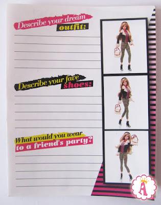 Страничка анкета барби стиль Barbie Style Leather Jacket