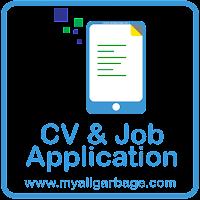 CV Format, Resume Format, Bio-Data Format