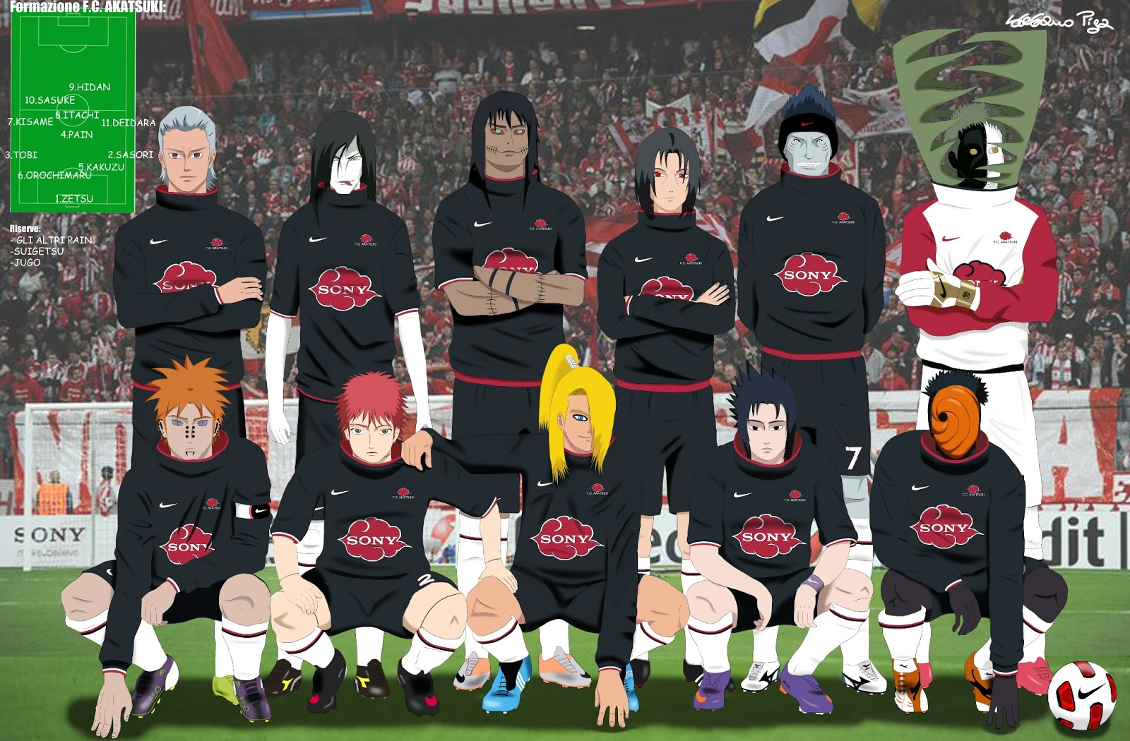 Manchester United in Anime and Cartoon  Pocong Ngesot 48