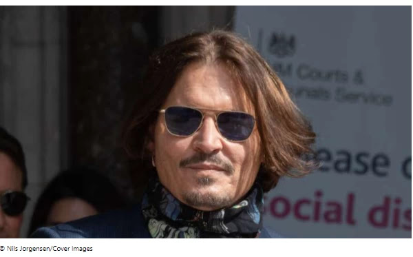Johnny Depp's defamation suit was delayed' because of Covid-19