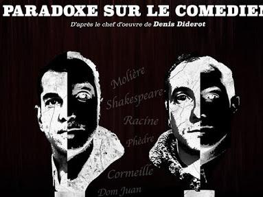 Paradoxe sur le comédien d'après Denis Diderot