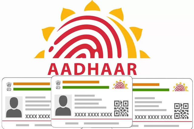 Aadhar Card Copy