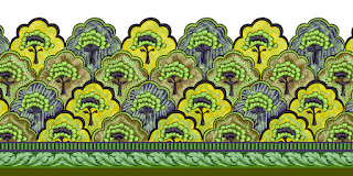 Traditional-illustration-indian-motif-textile-border-210043