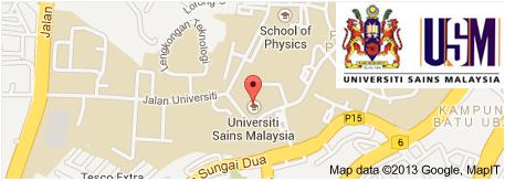 Info Sharing By DD Homestay: University Sains Malaysia on ipoh map, kuantan map, negeri sembilan map, labuan map, malaysia map, pulau pinang map, miri map, klang map, meru map, selangor map, gujarat map, terminal bersepadu selatan map, perlis map, colmar tropicale map, tanzania map, putrajaya map, zambezia map, cyprus map, kedah map, sukhothai kingdom map,