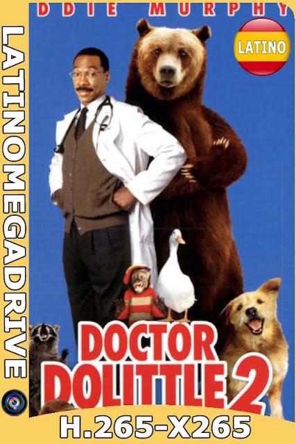 Dr Dolittle 2 (2001) Latino [x265] HEVC HD [1080P] [GoogleDrive] [Mega] DizonHD