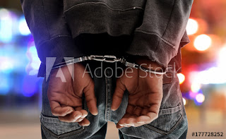 Two Ghanaian men arrested in Nigeria for robbing truck driver with acid