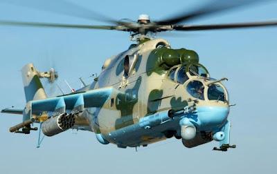 Модернізовані гелікоптери для ЗСУ