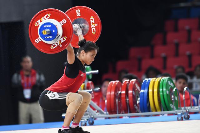Olimpiade 2020: Indonesia Rebut Medali Perdana, Perunggu dari Angkat Besi