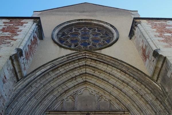 cahors vieille ville église saint-urcisse