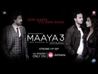 Maaya 2019 Web Series S03 Complete Hindi 720p HD MP4